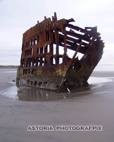SM-149, peter iredale shipwreck, fort stevens, state park, beach, hammond, oregon