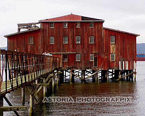 SM-270, net loft, big red, cannery, columbia river, astoria, oregon