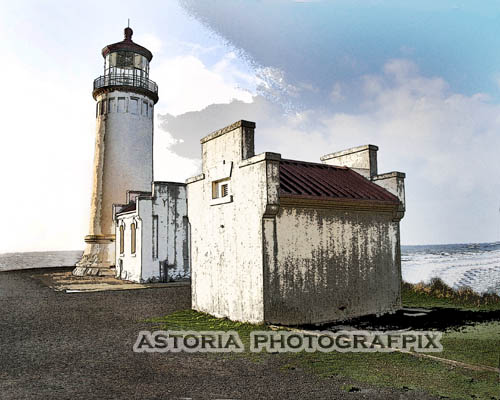 SM-323, north head, lighthouse, ilwaco, washington