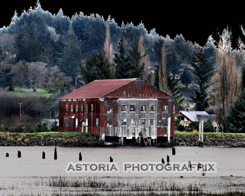 SM-415, Astoria Photografpix, Lewis and Clark River, Jeffers Gardens, Astoria, Oregon