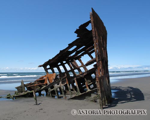 Astoria Photografpix, SM-434, iredale, shipwreck, beach, ocean, sand, hammond, warrenton, oregon