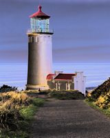 Astoria Photografpix, North Head Lighthouse, Ilwaco, WA, SM-126A