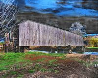 Astoria Photografpix, Covered Bridge, Grays River, Washington, SM-302.htm