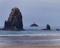 SM-306, Tillamook Head from Cannon Beach, Ore.