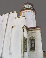 Astoria Photografpix, North Head Lighthouse, Ilwaco, Long Beach Peninsula, Wash., SM-324
