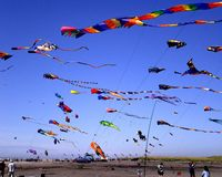 SM-391, kite festival, long beach, washington, sand, beach, summer, peninsula